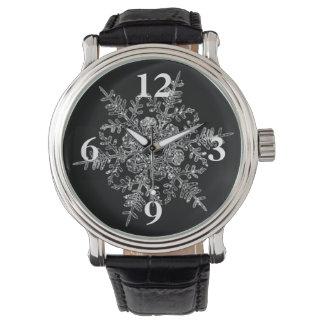 Frosty Flake Wrist Watches