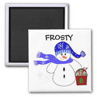 Frosty Magnet