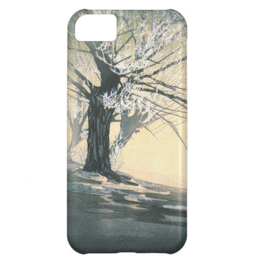Frosty Tree 1920 iPhone 5C Case