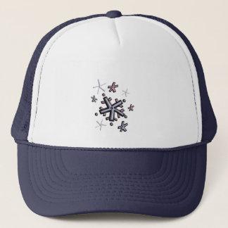 Frosty Trucker Hat