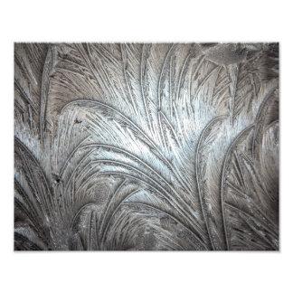 Frosty Windows Photo Art