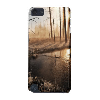 Frosty Yellowstone Morning iPod Touch (5th Generation) Cover