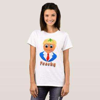 Frowning peachy T-Shirt