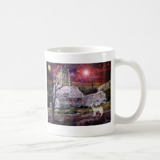 Frozen by Moonlight Coffee Mug