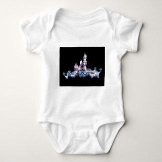 Frozen Castle Baby Bodysuit