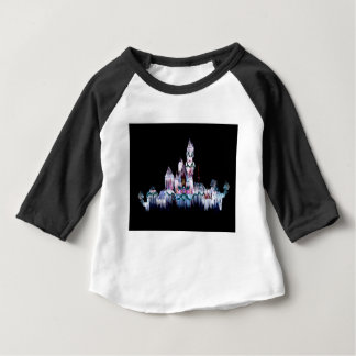 Frozen Castle Baby T-Shirt