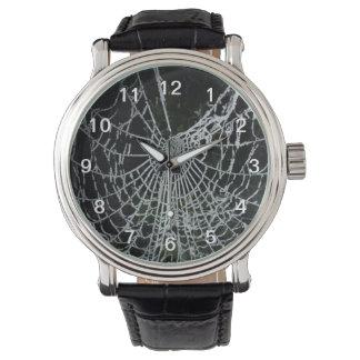 Frozen Cobweb Watch