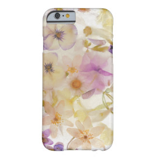 Frozen flowers barely there iPhone 6 case