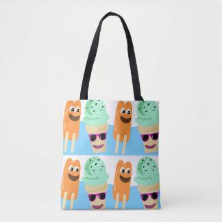 Frozen Fun Time Treats Tote Bag
