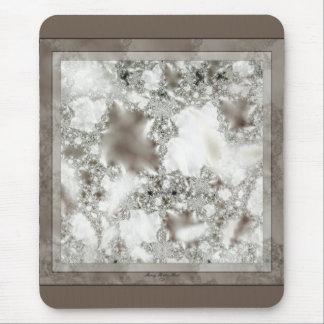 Frozen Glitz Mouse Mat