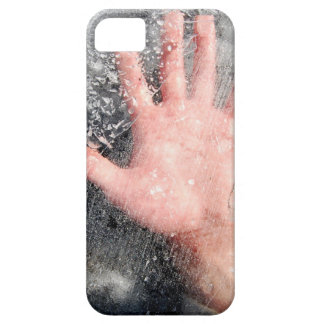 Frozen hand design iPhone 5 case