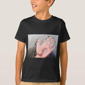Frozen hand design T-Shirt
