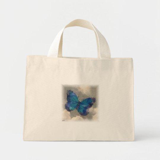 Frozen in Flight Mini Tote Bag