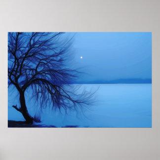 Frozen Lake - Poster