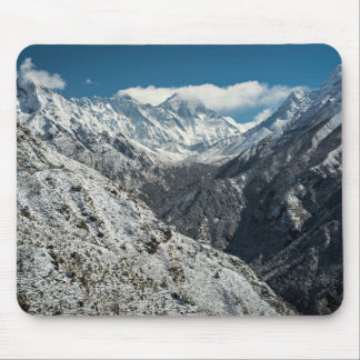 Frozen of Great mount Everest Mouse Pad