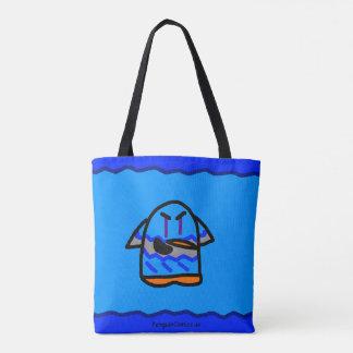 Frozen Penguin Tote bag