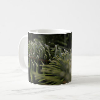 Frozen Pine Tree Coffee Mug