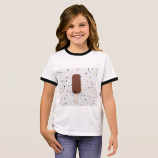 frozen ringer T-shirt