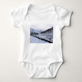 frozen river baby bodysuit