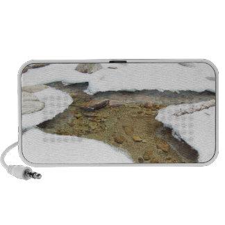Frozen River Travelling Speaker