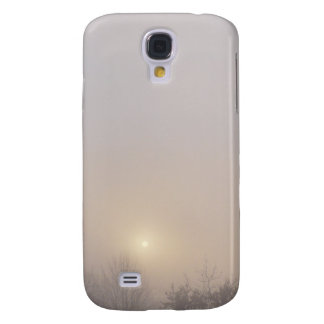 Frozen sunrise galaxy s4 case