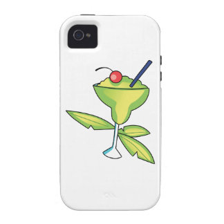 FROZEN TROPICAL DRINK VIBE iPhone 4 COVERS