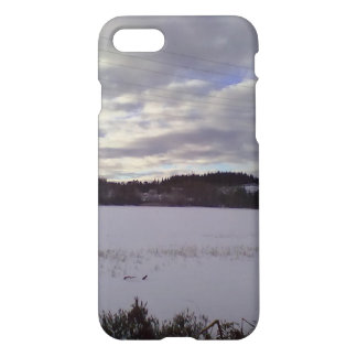 Frozen water nature iPhone 8/7 case