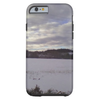 Frozen water nature tough iPhone 6 case
