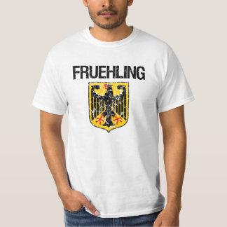 Fruehling Last Name Tees