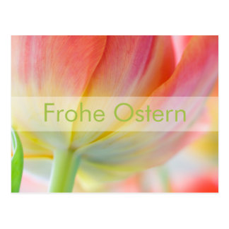 Fruehling • Oster-Postkarte Postcard