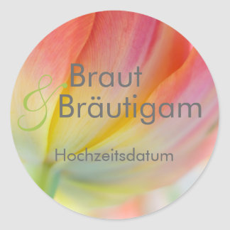Fruehling • Save the Date Sticker