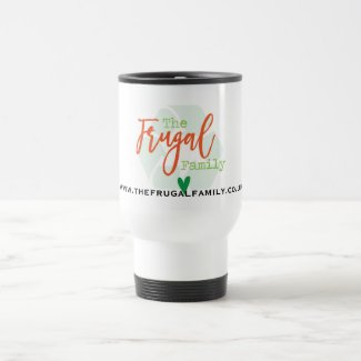 Frugal Refills Travel Mug