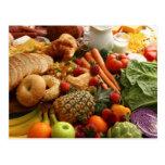 Fruit and Food Postcard 76