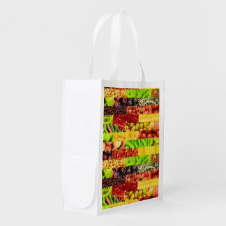 Fruit and Veg Re-Useable Bag Grocery Bags
