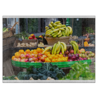 Fruit and vegetables cutting board