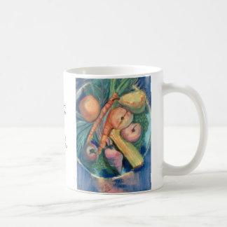 Fruit and Veggies by David Reynolds Mug