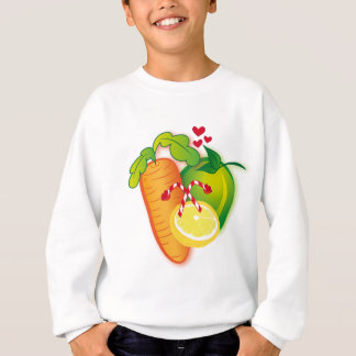 Fruit and Veggies Rock! Sweatshirt