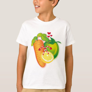 Fruit and Veggies Rock! T-Shirt