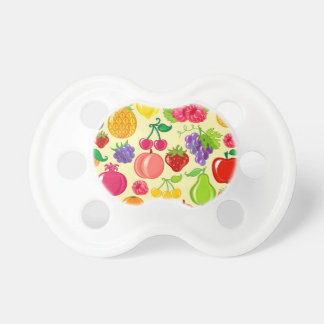 Fruit Baby Pacifiers