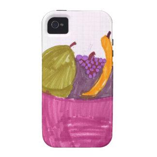 Fruit Basket iPhone 4 Case