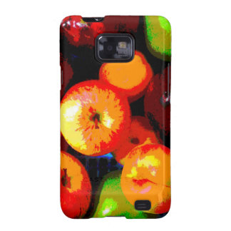 Fruit Basket Galaxy S2 Covers