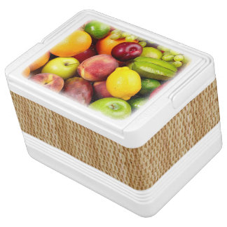 Fruit Basket Cooler Igloo Cool Box