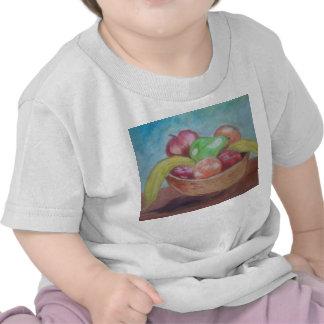 fruit basket t-shirts