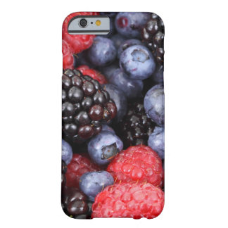 Fruit Berries Birthday Shower Party Love Destiny Barely There iPhone 6 Case