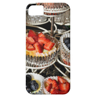 Fruit Berry Tarts iphone 5 Case