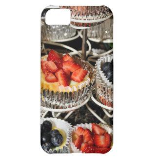 Fruit Berry Tarts iphone 5 Case