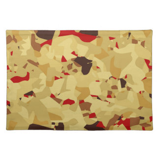 Fruit Cake Background Placemat