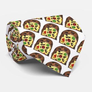Fruit Cake Slices Ugly Christmas Fruitcake Tie