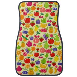 Fruit Car Mat