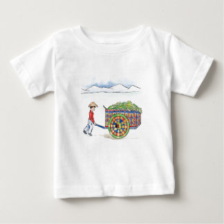 Fruit Cart Infant T Tee Shirts